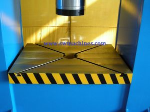Hydraulic Workshop Press with CE Approved (PMY Series) pictures & photos