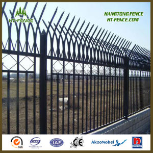 Ornamental Wrought Iron Fencing / Municipal Fencing pictures & photos