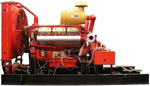 Wandi Diesel Engine for Generator (482kw/656HP)