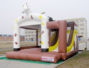 2013 Hot Selling Horse Jumping Castles
