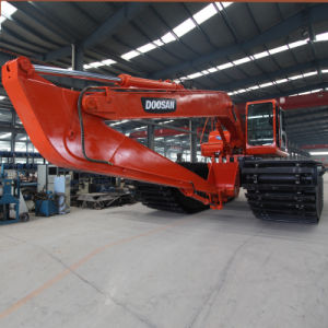 Land and Water Dredging Excavator with Amphibious Excavator Jyae-199