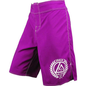 Polyester Spandex 4 Way Stretch MMA Shorts for Men (ELTMMJ 19)