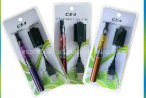 Classic EGO+CE4 Electronic Cigarette, CE4 Blister Packing Electronic Cigarette