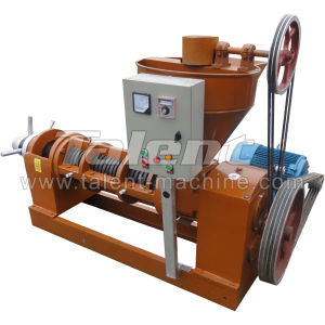 Ethiopia Hot Selling Coconut Oil Extruding Machine