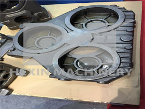 Industrial Ductile Iron Casting Grey Iron Casting Parts with Sand Blasted pictures & photos