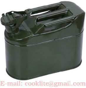 American Steel Jerry Can / Nato Fuel Can (10L) pictures & photos