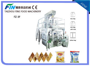 Automatic Pre Made Zipper Bag Weighing and Filling Packing Machine pictures & photos
