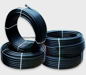 Black Irrigation Pipe Water Hose Drip Pipe