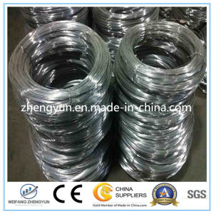 China Factory Galvanized/Galvanized Steel Wire for Construction