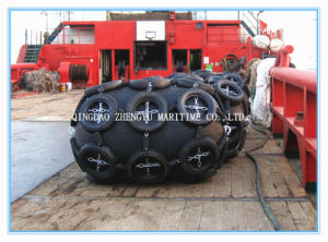 Pneumatic Floating Rubber Fender for Ship Berthing