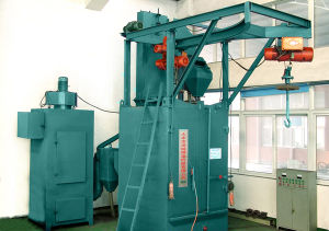 Shot Blasting Cleaning Machine pictures & photos