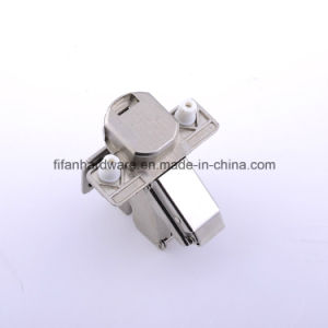 Clip on 165 Degree Cabinet Hinge for Furniture pictures & photos