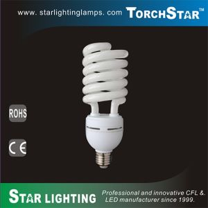 12mm Tube 5 Turns Half Spiral Energy Saving CFL 40W 35W