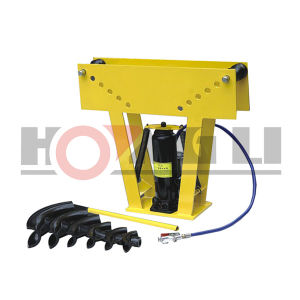 Hydraulic Pipe Bending Machine/ Pipe Bender with CE (HongLi Brand )) pictures & photos