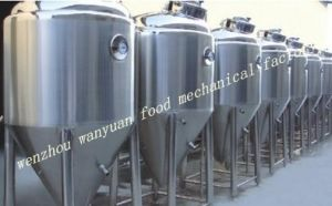 3t Fermenter Glycol Jacket Conical Fermenter for Beer pictures & photos