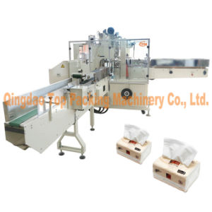 Table Napkin Paper Tissue Packing Machine pictures & photos