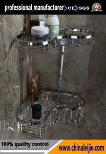 Luxury High Quality Heart Shape Basket Bathroom Accessory pictures & photos
