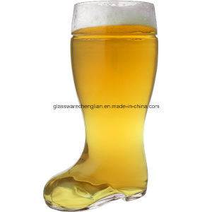 Clear Beer Boot Glass Cup (B-700C) pictures & photos