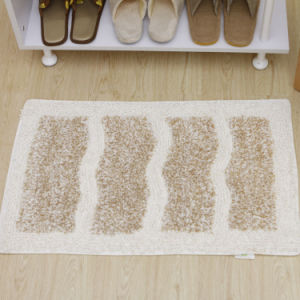 100% Cotton Chenille Bath Rugs with Cotton Backing (COT0140) pictures & photos