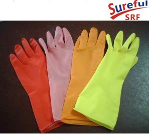 Household Rubber Gloves/Household Latex Gloves pictures & photos