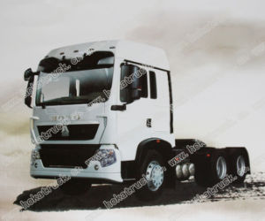 340HP Sinotruck HOWO T5g (ZZ4257N324GD1) pictures & photos