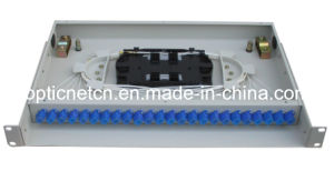 Dummy Drawer Optical Fiber Terminal Box 19′ Rack Mounting ODF Rack Mounting ODF pictures & photos