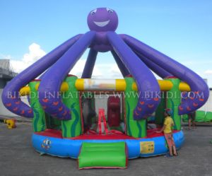 Under The Sea Inflatable Jumping Castle for Kids (B1159) pictures & photos