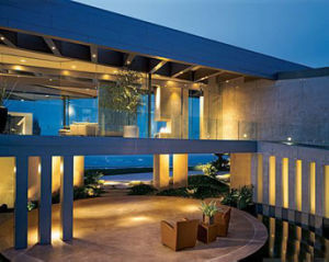 Modern Steel Structure House Villa, Prefab Building Construction pictures & photos