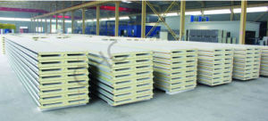 Building Material Polyurethane Panel