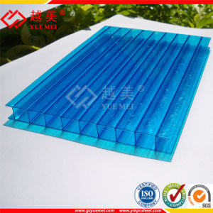 Plastic Construction Material Polycarbonate Skylight Roofing (YUEMEI-PC-026) pictures & photos