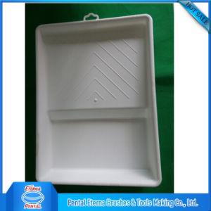 "9"" White Virgin Material Paint Tray pictures & photos"