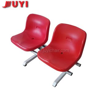 Juyi Manufacture Modern Design HDPE Public Furniture OEM Comfortable Stadium Gym Waiting Spectator Events Sport Seat pictures & photos