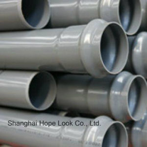 Rigid Gray Underground PVC Pipes & China Rigid Gray Underground PVC Pipes - China PVC Pipe Pipes