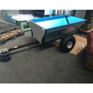 China Wholesale ATV Trailer, ATV Tow Behind Trailer, ATV Dump Trailer (002) pictures & photos