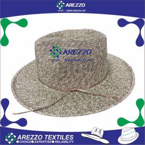 China Paper Straw Cowboy Hat (AZ028B) - China Paper Straw Hat dd68d39576b