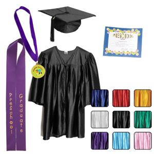 LIKE HERFF JONES MASTERS GRDUTION GOWN ROBR MATTE MANY SIZES