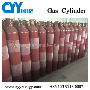 40L 48.8kg High Quality Seamless Steel Oxygen Gas Cylinders pictures & photos