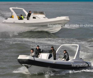 Liya 11-27FT China Rigid Hull Inflatable Boat Manufacturers pictures & photos