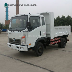 3ton 5ton HOWO Dongfeng Foton Dumper Tipper Light Dump Truck pictures & photos