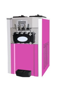 Counter-Top Soft Ice Cream Machine pictures & photos