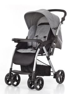 New Design Luxury Fold Baby Pram with Car Seat