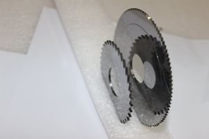 Tungsten Cemented Carbide Slitting Saw Blade pictures & photos