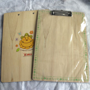 china mdf wooden clipboard folder with custom design china mdf