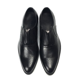 best top fashion a few days away 2018 High-Class Gentlemen Good Sells Shoes High Quality Dress Shoes Classic  Genuine Leather Men Shoes