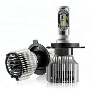 Turbo LED Headlight Bulbs All in One H7 H11 H1 880 H3 9005 9006 9012 5202  72W 8500lm H4 H13 9007