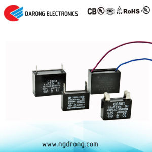 Film AC Motor Running Capacitors for Electric Fan