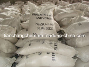Sodium Sulphate Anhydrous (SSA) with 99% Purity pictures & photos