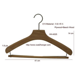 Plywood + Beech Wood Women Clothes Rack pictures & photos