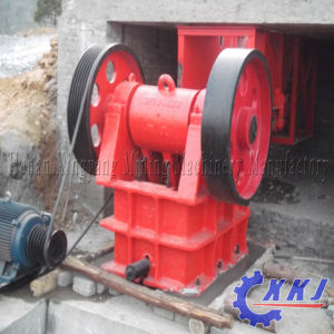 High Capacity Jaw Crusher for Stone, Cement, Quarz Sand with Quality Certification