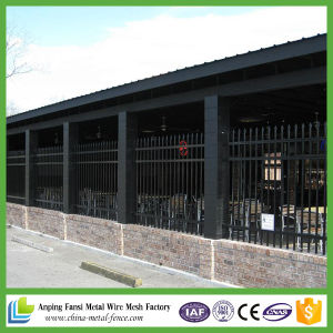 High Quality Cheap Steel Inserted Fencing Factory